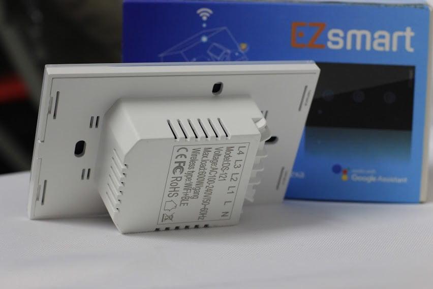 công tắc thông minh wifi EZsmart 4ts