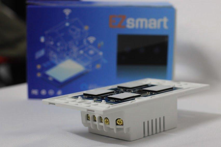 Công Tắc thông minh wifi EZsmart t47