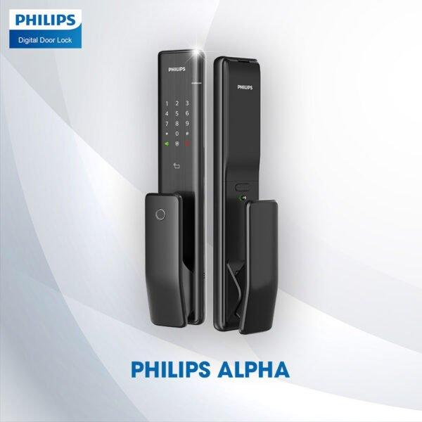 Khóa cửa thông minh Philips Alpha