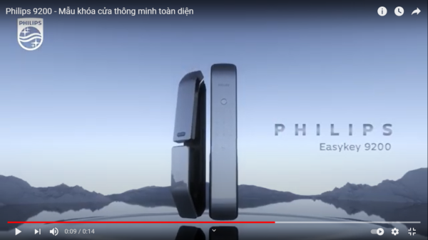 Giới thiệu PHILIPS 9200
