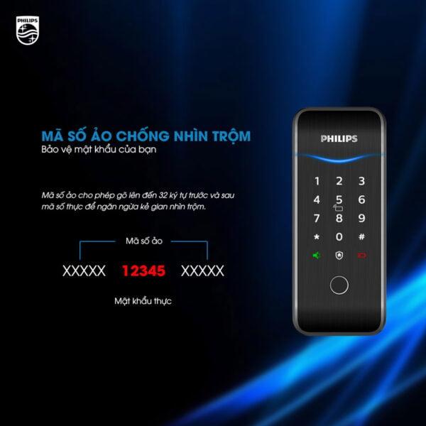 Philips 5100-5H có tính năng mở rộng đa dạng